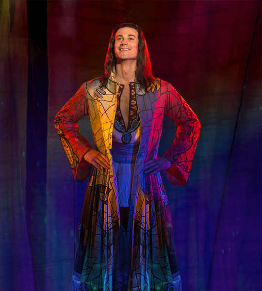 Joseph and the Amazing Technicolor Dreamcoat National Tour 2014