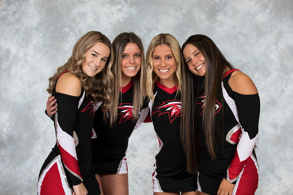 Competition Cheer Seniors