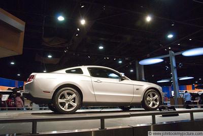 2009 03 15 Atlanta International Auto Show at GWCC