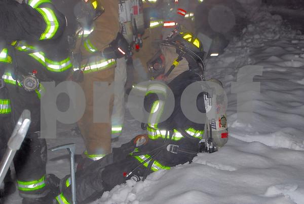 Windham 9 Ryan Farm Rd 2nd Alarm 1-17-10