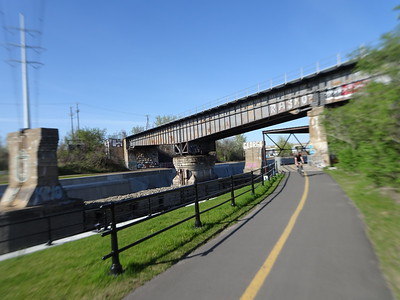 Champlain Bridge to St Jean