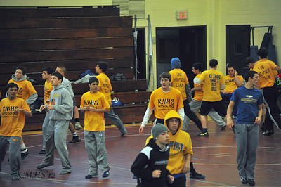 Ed Solosky Wrestling Tournament 1-14-12