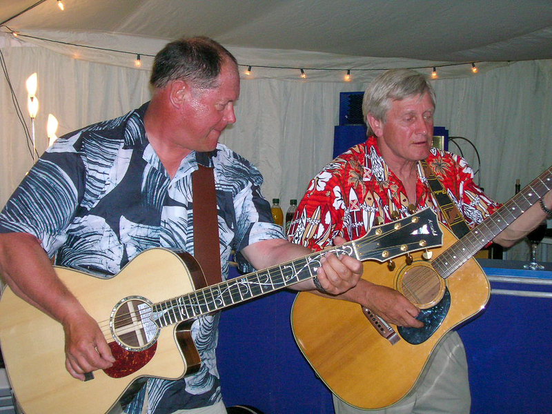 Brian and Bucko