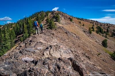 2020 - Miller & Iron Bear Peaks