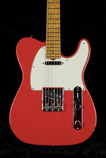 25th Anniversary NOS VT #3760, Fiesta Red, Grosh T/T  Pickups