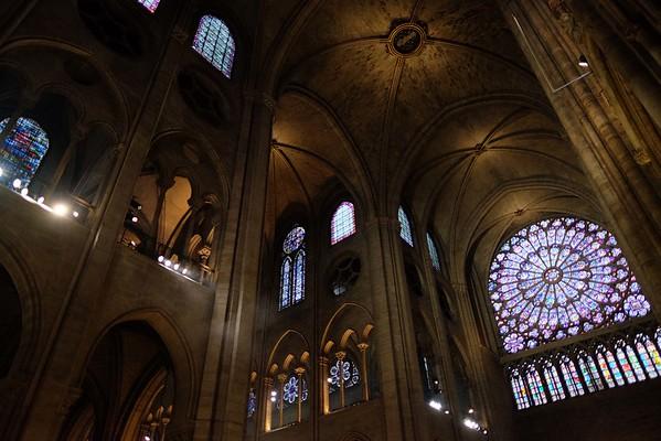 Paris France - Notre Dame