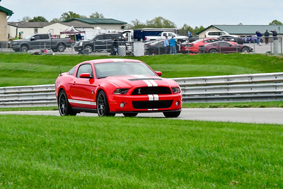 2020 SCCA TNiA Sept 30 Pitt Race Int Red Shelby Mustang