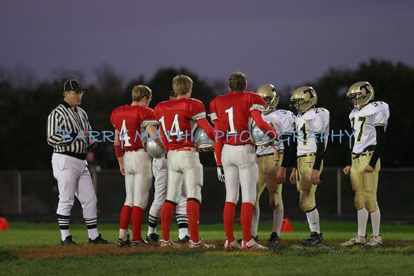 Lawson Football vs Trenton 07 JV