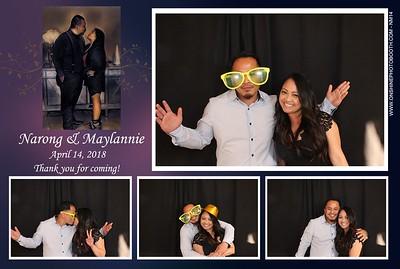 Narong & Maylannie