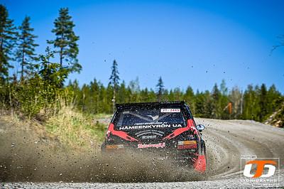 16.05.2021 | Lake City Rally, Ylöjärvi