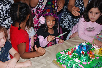 10-2010 Diya Birthday