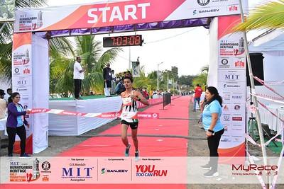 Aurangabad Heritage Half Marathon 2018