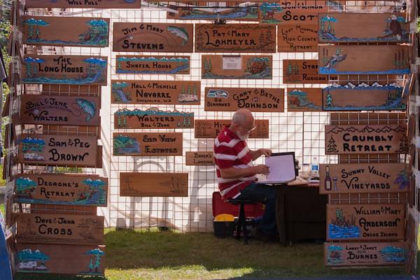 Wenatchee Salmon Fest 2009