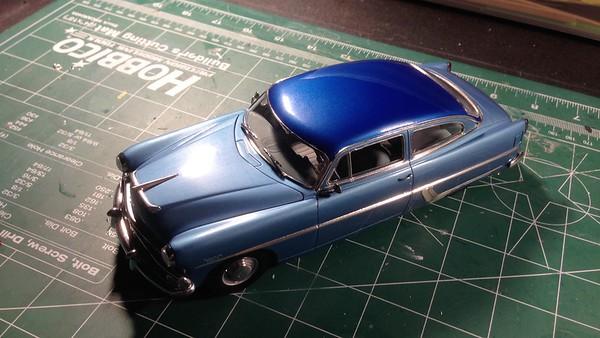 Moebius Hudson Hornet Special