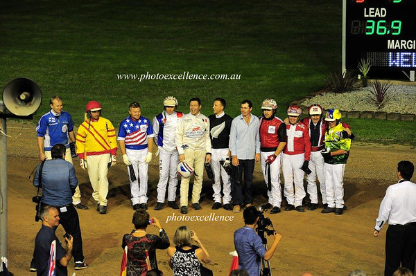 World Drivers Championship, Penrith Paceway, 26th February 2015