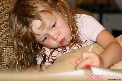 augus 2. 2008 - school work