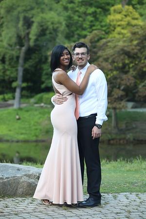 Nick & Nadia Prom