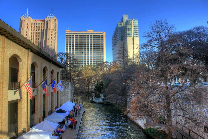 christmas in san antonio