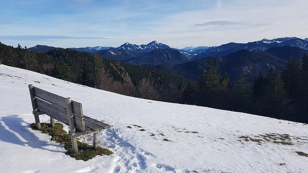 2019.12 Schliersee - Gindelalmschneid - Tegernsee