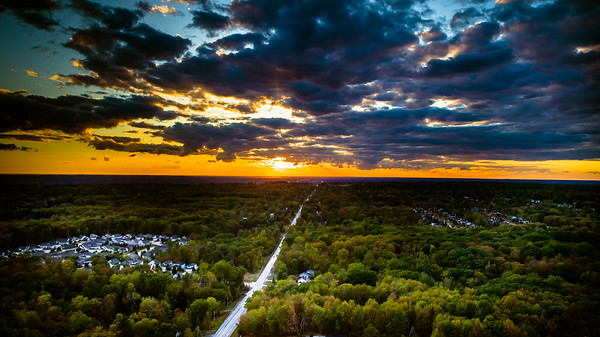 City of Broadview Heights - Drone Photography