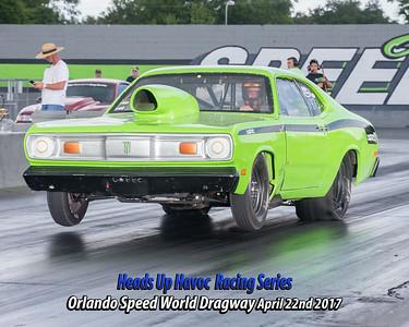 OSW Heads Up Havoc Racing Series 04-22-2017