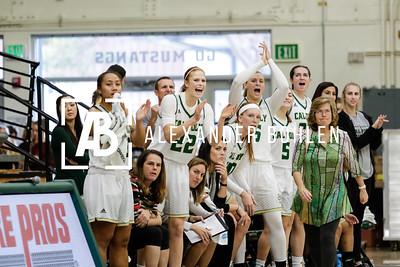 2017-18 Cal Poly Women's Basketball