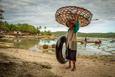 Indonesian Seaweed Farmers