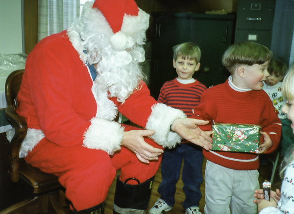 Christmas Party 1995