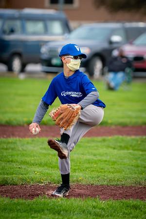 Vergennes Majors Baseball 2021