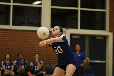 Archdiocesan Volleyball Playoff games