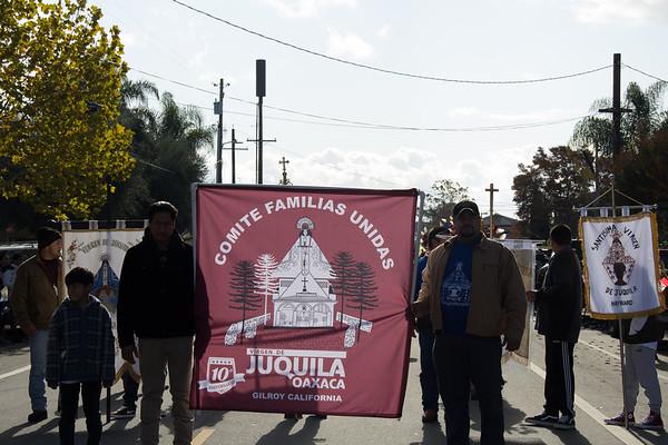 2019 Virgen de Juquila