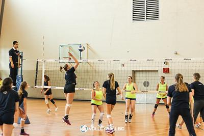 2016 Indoor Women's Adult Provincial Championships