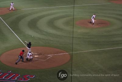 Mpls Southwest v St Paul Johnson - Twin Cities Baseball Championships 5-22-09