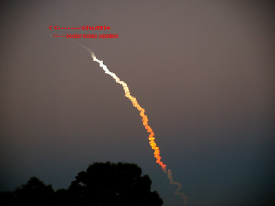 Shuttle Launch 3/15/2009