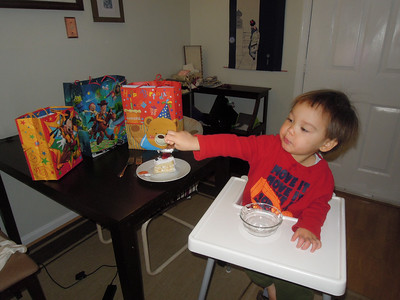 Kento's Second Birthday
