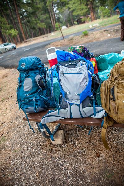 Hike gear