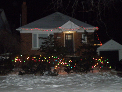 Christmas 2010 Toronto