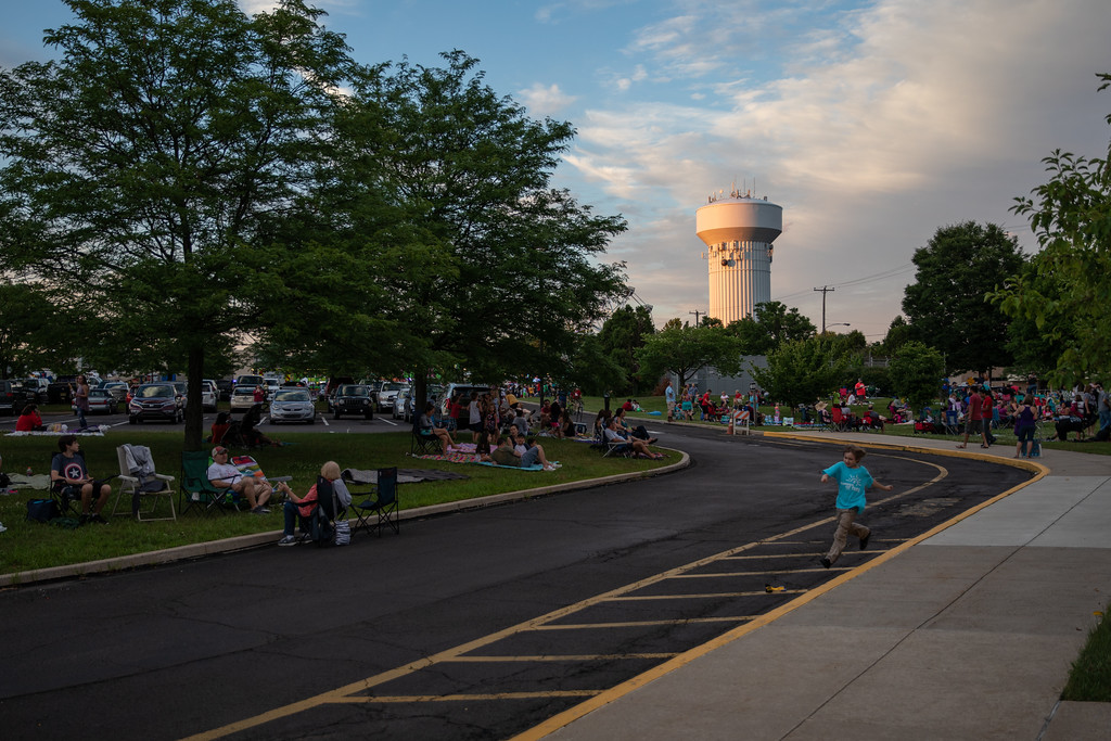 . The Kiwanis Club of Ambler holds its annual carnival at Wissahickon High School July 6. Harrison Brink � For Digital First Media
