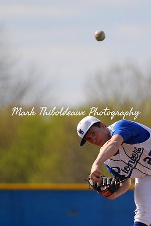 Lampeter-Strasburg Varsity Baseball v. PM 4.20.15