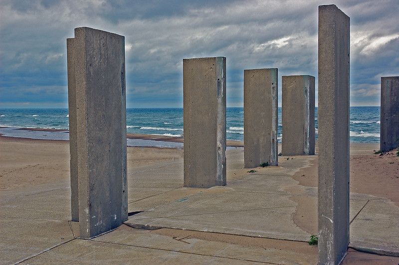 Beachhenge