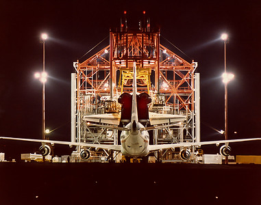 Space Shuttle Enterprise ALT Flight 4 8mm  Movies