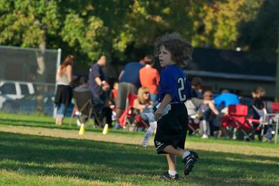Flag Football- Games