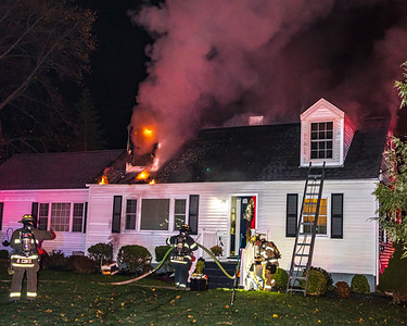 Residential Structure Fire - Village of Fishkill FD. - 11/15/2020