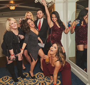 New Year's Eve Party - The Drake Hotel 2018 - Chicago Scene