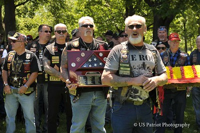 Nam Knights of America MC Rolling Thunder 2015