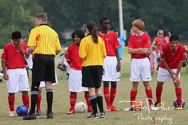 Game 1 vs Buckhead FC