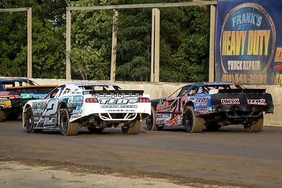 Fonda Speedway - 8-1-2020-Bill McGaffin