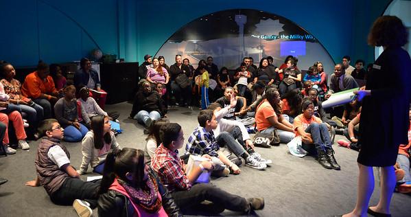 Space Explorers Club 2014