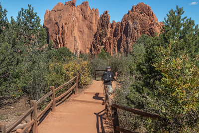 -Garden of the Gods