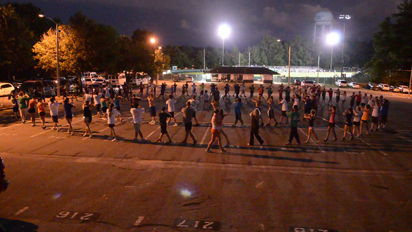 2012-08-08 Band Camp Day 3